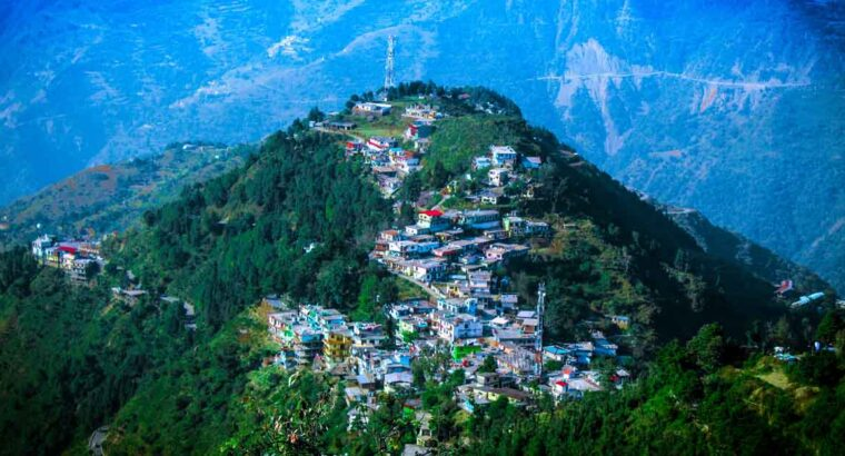 FAMOUS PLACES IN MUSSOORIE