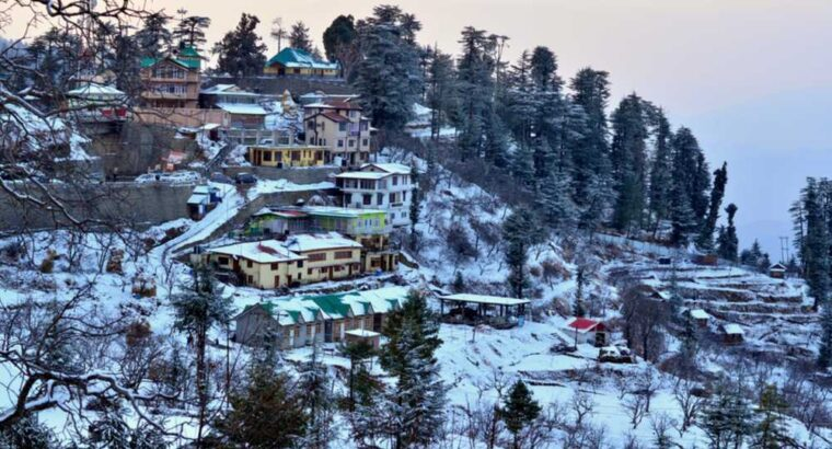 TOP 20 HILL STATIONS OF INDIA