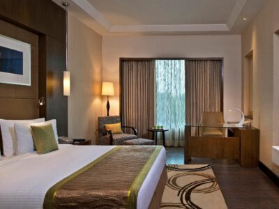 Taj Hotel-Luxury Hotel in Agra