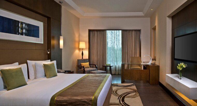 Taj Hotel-Luxury Hotel in Agra