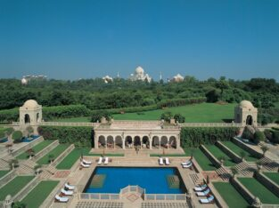 The Oberoi Amarvilas -Best Hotel in Agra