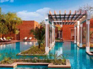 ITC Mughal- Luxury Resort Spa in Agra