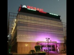 Mosaic Banquet Hall-Delhi Best Banquet Hall