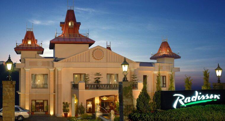 Radisson Jass Shimla – 5 Star Hotel in Shimla