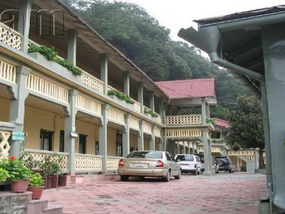 Best Hotel on Mall road Nainital | The Grand Hotel