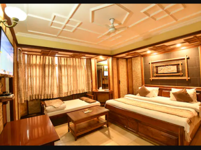 Luxurious Hotel in Nainital | Hotel ChanniRaja
