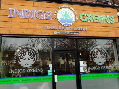 Vegan Restaurant in Liverpool | Indigo Greens