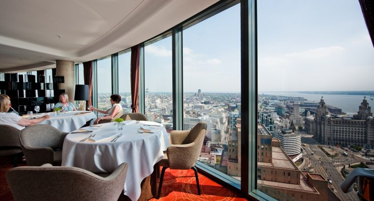 Highest Fine Dining Restaurant Liverpool | Panoramic 34