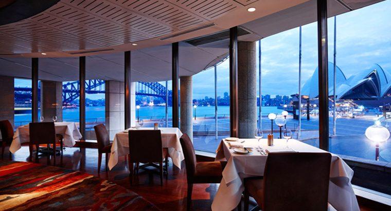 Famous Restaurant in Sydney   Aria Restaurant Sydn