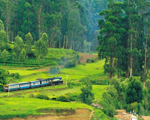 OOTY-QUEEN OF HILL STATIONS