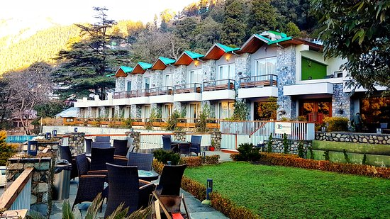Luxury Hotel Nainital -Seasons Hotels By Xperience