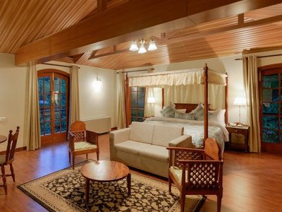 Welcom Heritage Ashdale -Best hotel in Nainital